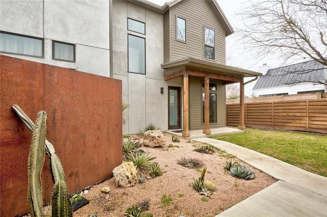 2102 Em Franklin Ave 2B, Austin, TX 78723 (#4756671) :: Azuri Group | All City Real Estate