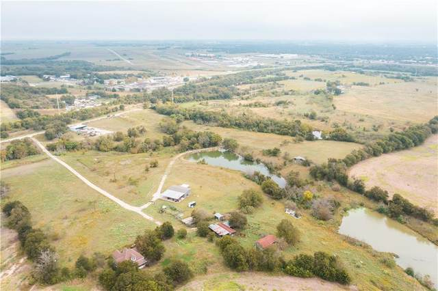350 County Road 403, Taylor, TX 76574 (#4757141) :: Papasan Real Estate Team @ Keller Williams Realty