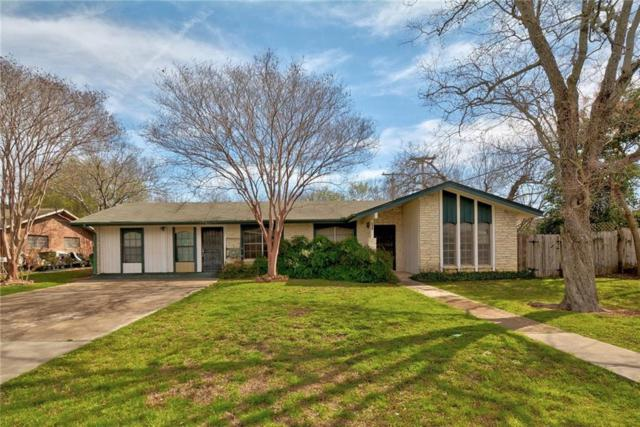 301 Brentwood St, Round Rock, TX 78681 (#4757229) :: 12 Points Group