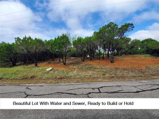 5102 Moss Pt, Lago Vista, TX 78645 (#4757698) :: Zina & Co. Real Estate