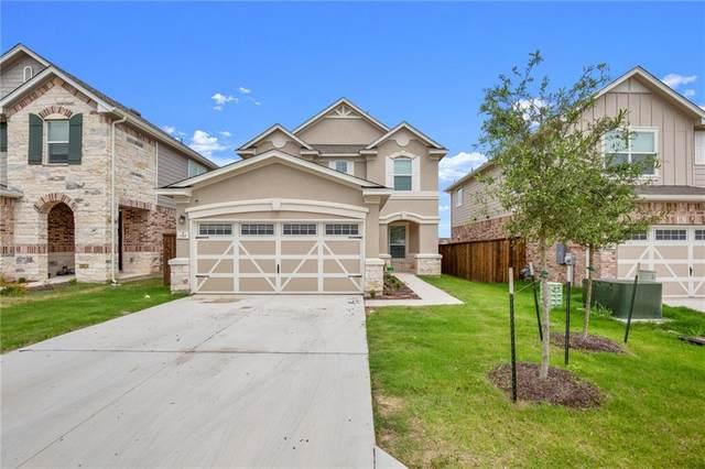 120 Danablu Dr, Hutto, TX 78634 (#4760991) :: Papasan Real Estate Team @ Keller Williams Realty