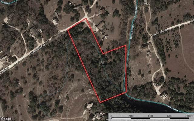 Lot 56 W Bear Creek Rd, Liberty Hill, TX 78642 (#4761208) :: Ben Kinney Real Estate Team
