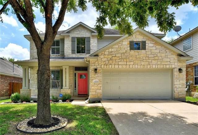 2201 Dry Tortugas Trl, Austin, TX 78747 (#4762073) :: Papasan Real Estate Team @ Keller Williams Realty