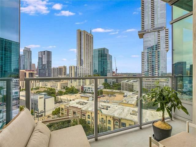 501 West Ave #1205, Austin, TX 78701 (#4762899) :: Lauren McCoy with David Brodsky Properties