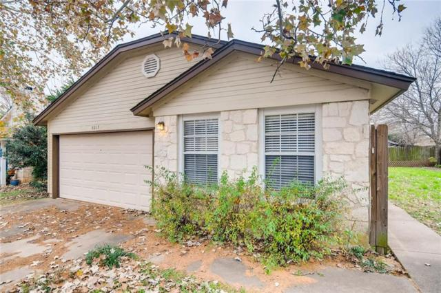 6017 Richard Carlton Blvd, Austin, TX 78727 (#4763412) :: The Smith Team