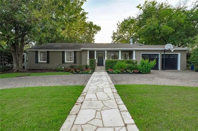 4802 Valley Oak Dr, Austin, TX 78731 (#4763686) :: Papasan Real Estate Team @ Keller Williams Realty