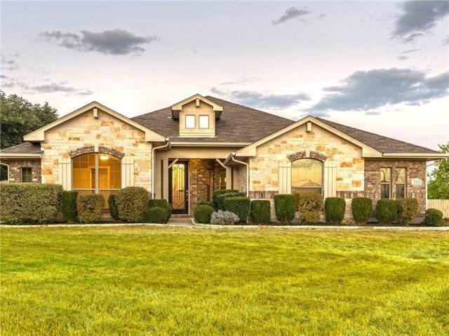 212 N Buckboard, Liberty Hill, TX 78642 (#4764922) :: Douglas Residential