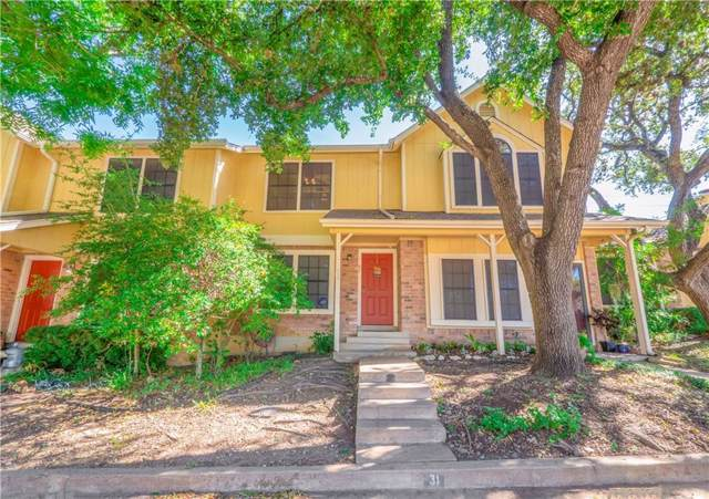 11901 Swearingen Dr 31-F, Austin, TX 78758 (#4769841) :: Papasan Real Estate Team @ Keller Williams Realty