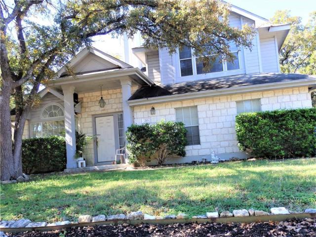 213 N Mt Rushmore Dr, Cedar Park, TX 78613 (#4771984) :: Lancashire Group at Keller Williams Realty
