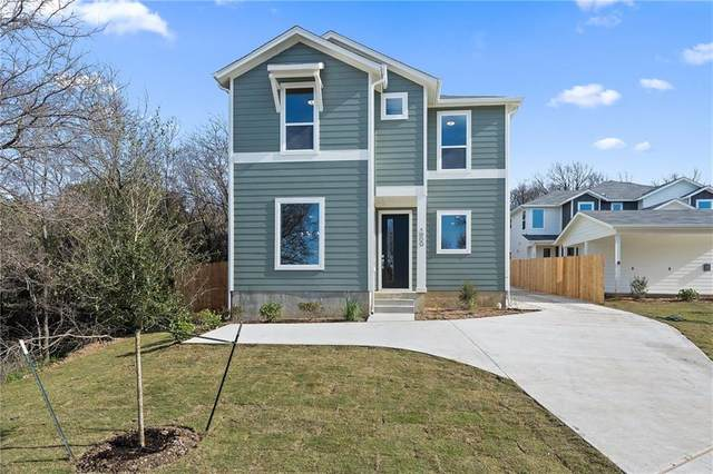 1900 Bunche Rd #1, Austin, TX 78721 (#4774137) :: Ben Kinney Real Estate Team