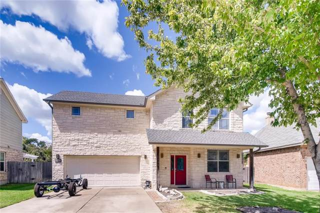 15331 English River Loop, Leander, TX 78641 (#4774420) :: The Gregory Group