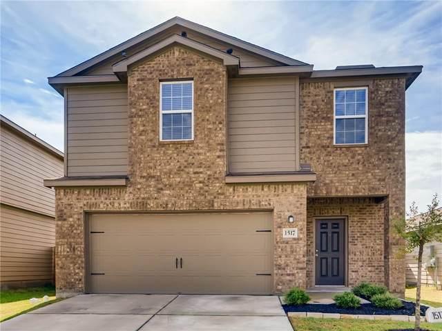 1517 Amy Dr, Kyle, TX 78640 (#4774803) :: Papasan Real Estate Team @ Keller Williams Realty