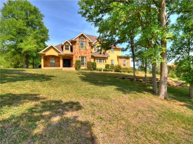 134 Estate Row, Cedar Creek, TX 78612 (#4776850) :: Papasan Real Estate Team @ Keller Williams Realty