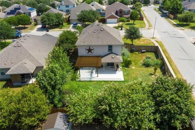 301 King Elder Ln, Leander, TX 78641 (#4777664) :: Ben Kinney Real Estate Team