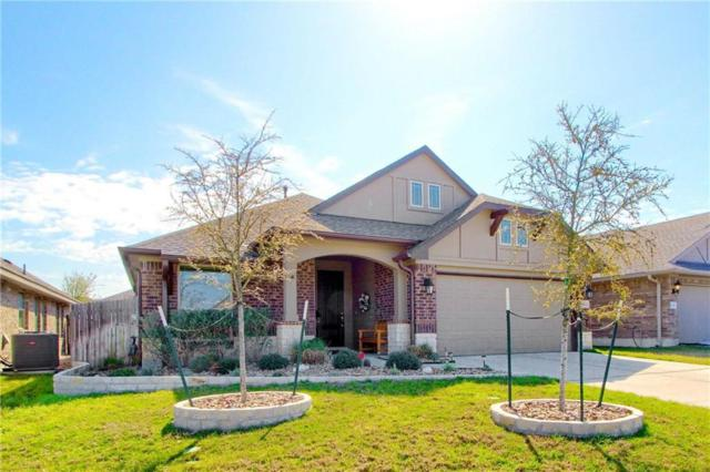 324 Lightcliff St, Hutto, TX 78634 (#4778779) :: 12 Points Group