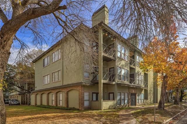 807 W 25th St #302, Austin, TX 78705 (#4779250) :: Lauren McCoy with David Brodsky Properties