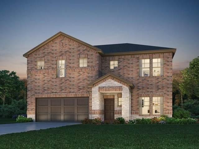 434 Windy Reed Rd, Hutto, TX 78634 (#4782995) :: Papasan Real Estate Team @ Keller Williams Realty