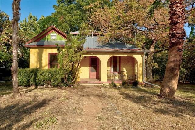4714 Rowena Ave, Austin, TX 78751 (#4784164) :: Papasan Real Estate Team @ Keller Williams Realty