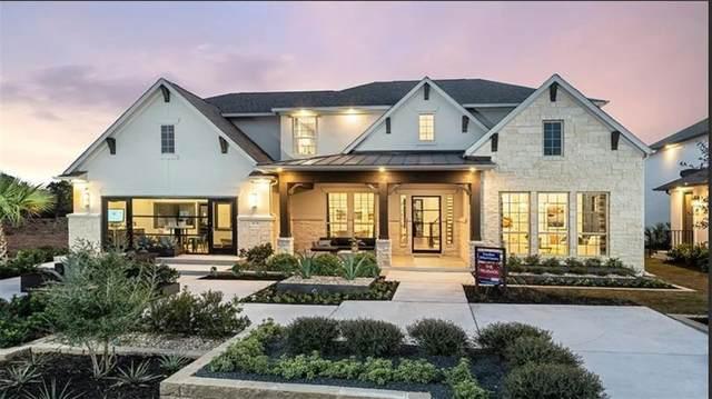 4136 Florentine Rd, Leander, TX 78641 (#4784841) :: Papasan Real Estate Team @ Keller Williams Realty