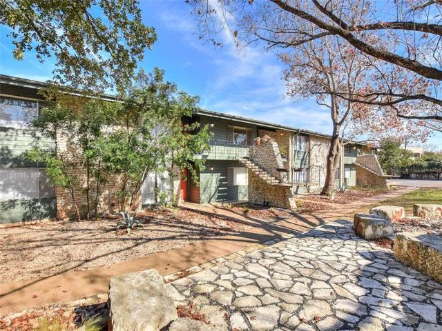 1304 Mariposa Dr #205, Austin, TX 78704 (#4786467) :: The Perry Henderson Group at Berkshire Hathaway Texas Realty