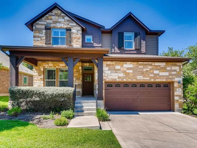 9550 Savannah Ridge Dr #26, Austin, TX 78726 (#4786541) :: Zina & Co. Real Estate
