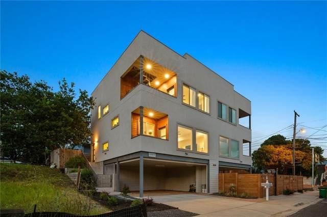 2100 Rosewood Ave B, Austin, TX 78702 (#4788942) :: Papasan Real Estate Team @ Keller Williams Realty