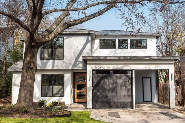 1606 Dexter St, Austin, TX 78704 (#4789025) :: The Perry Henderson Group at Berkshire Hathaway Texas Realty