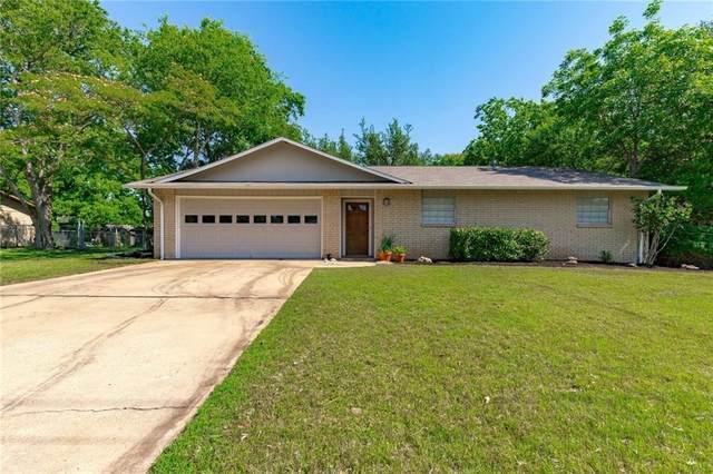 1003 Parkway St, Georgetown, TX 78628 (#4789823) :: Papasan Real Estate Team @ Keller Williams Realty