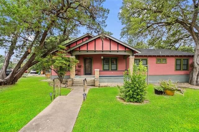 1501 Travis Heights Blvd, Austin, TX 78704 (#4790331) :: Lauren McCoy with David Brodsky Properties