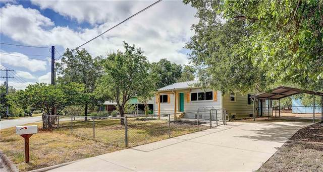609 Hamilton Creek Dr, Burnet, TX 78611 (#4791592) :: The Perry Henderson Group at Berkshire Hathaway Texas Realty