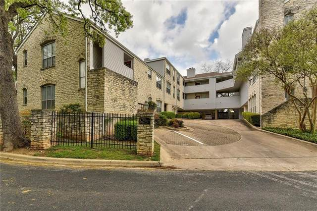 2520 Quarry Rd #206, Austin, TX 78703 (#4792543) :: The Perry Henderson Group at Berkshire Hathaway Texas Realty