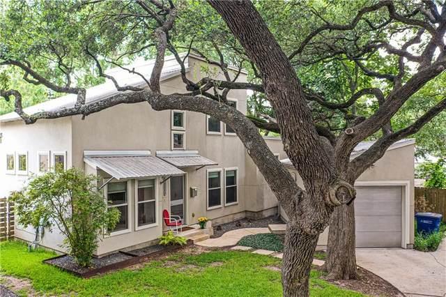 3806 Menchaca Rd A, Austin, TX 78704 (#4794725) :: Ben Kinney Real Estate Team