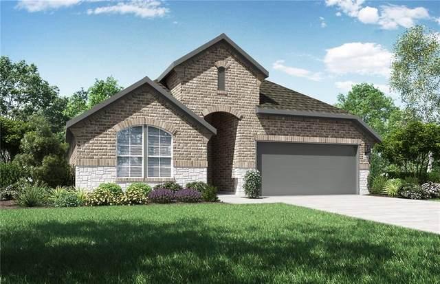 501 Pinnacle View Dr, Georgetown, TX 78628 (#4795362) :: First Texas Brokerage Company