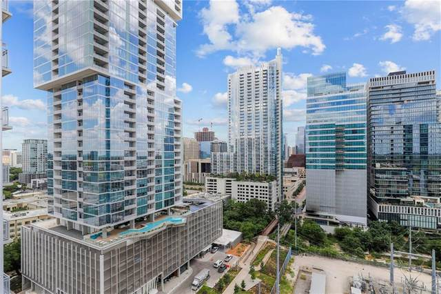 222 West Ave #1709, Austin, TX 78701 (MLS #4795936) :: Vista Real Estate
