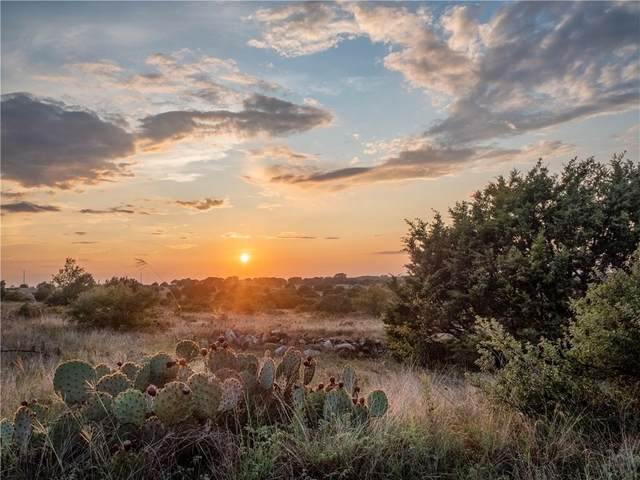 Lot 70 Three Creeks Dr, Bertram, TX 78605 (#4797215) :: Lancashire Group at Keller Williams Realty
