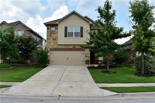 2504 Auburn Chestnut Ln, Pflugerville, TX 78660 (#4800684) :: Papasan Real Estate Team @ Keller Williams Realty