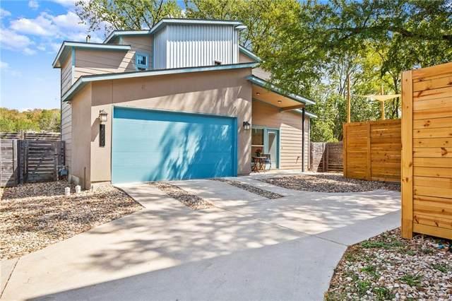 5300 Samuel Huston Ave B, Austin, TX 78721 (#4801202) :: Papasan Real Estate Team @ Keller Williams Realty