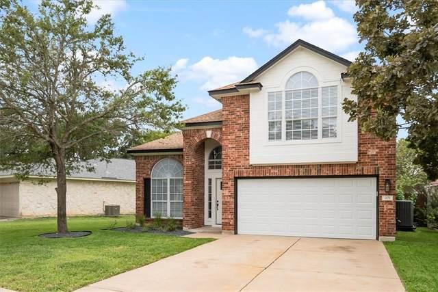 901 Luke Ln, Leander, TX 78641 (#4801519) :: Papasan Real Estate Team @ Keller Williams Realty