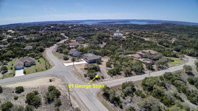 01 George Strait, Canyon Lake, TX 78133 (MLS #4804605) :: Brautigan Realty