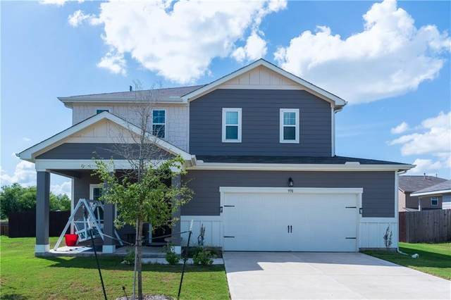 970 Bunton Reserve Blvd, Kyle, TX 78640 (#4804763) :: Papasan Real Estate Team @ Keller Williams Realty