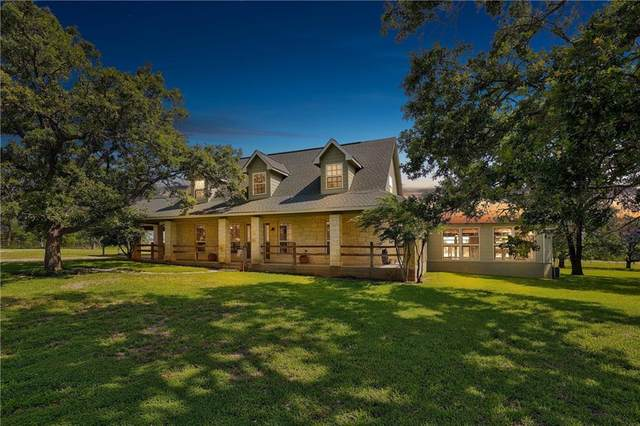 5746 County Road 455, Thorndale, TX 76577 (#4805027) :: First Texas Brokerage Company