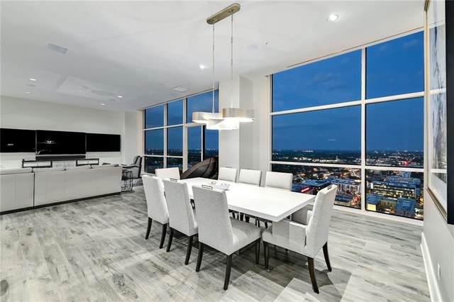 555 E 5th St #3021, Austin, TX 78701 (#4806080) :: Papasan Real Estate Team @ Keller Williams Realty