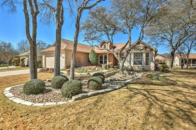 124 Great Frontier Dr, Georgetown, TX 78633 (#4806435) :: Papasan Real Estate Team @ Keller Williams Realty