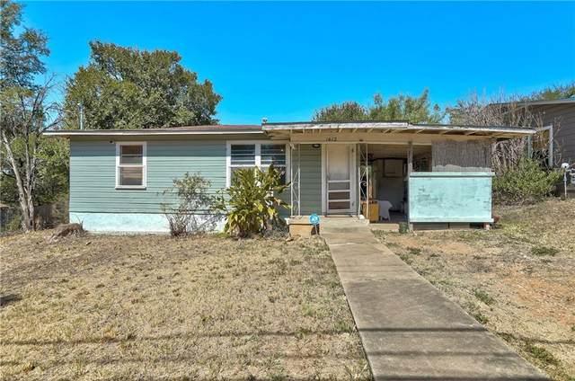 1612 Elmira Rd, Austin, TX 78721 (#4809927) :: Watters International