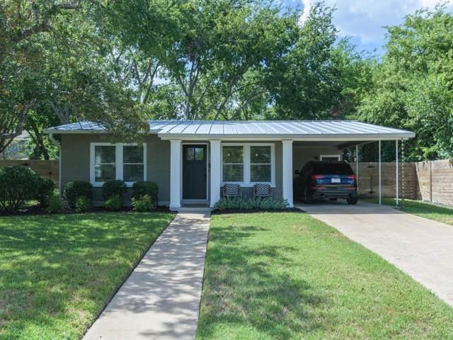 5018 W Frances Pl, Austin, TX 78731 (#4810863) :: Douglas Residential