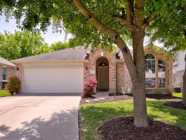 2328 Paradise Ridge Dr, Round Rock, TX 78665 (#4811620) :: Forte Properties