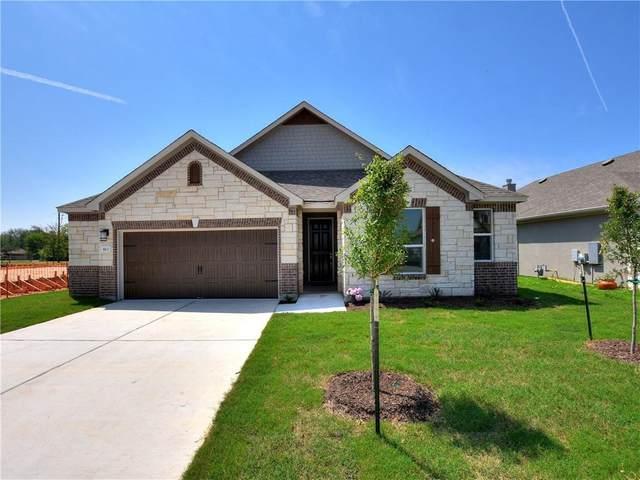 813 Desaix Dr, Georgetown, TX 78628 (#4811628) :: Papasan Real Estate Team @ Keller Williams Realty