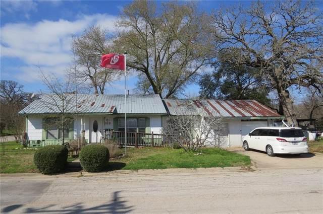 632 Mill Ave, Rockdale, TX 76567 (MLS #4812880) :: Vista Real Estate