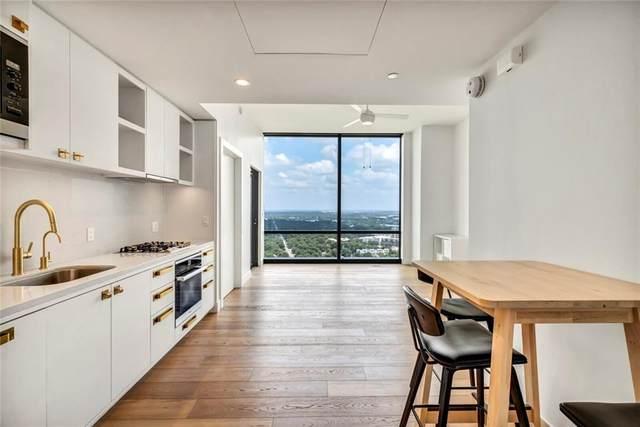 70 Rainey St #2703, Austin, TX 78701 (MLS #4813180) :: Vista Real Estate