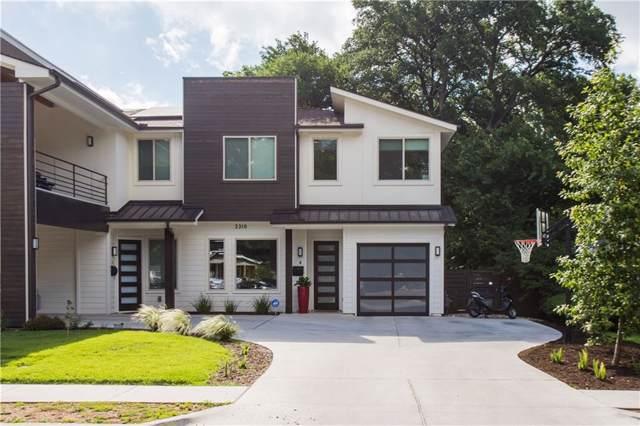 2310 Westoak Dr B, Austin, TX 78704 (#4814885) :: Ben Kinney Real Estate Team